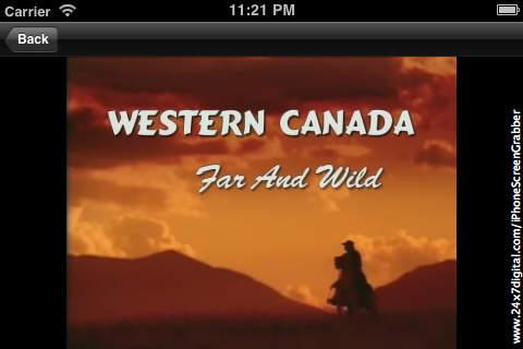 Western Canada Far Wild-Virtual Travel App