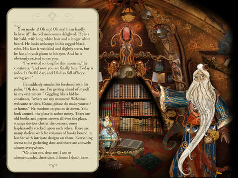 Khoya - An Interactive Fantasy Adventure