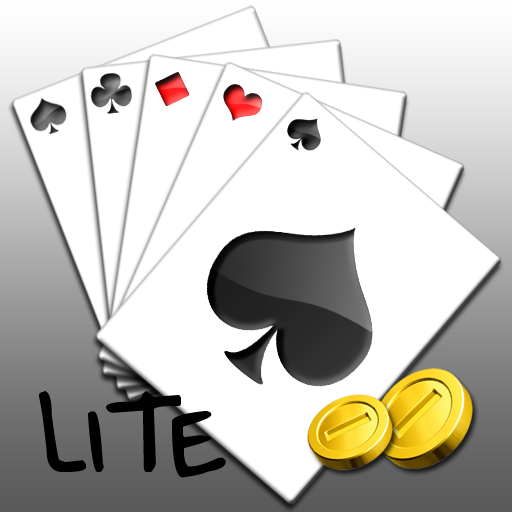 Card Shark Poker Slots Lite