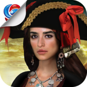 Pirate Adventures: hidden object game for Mac icon