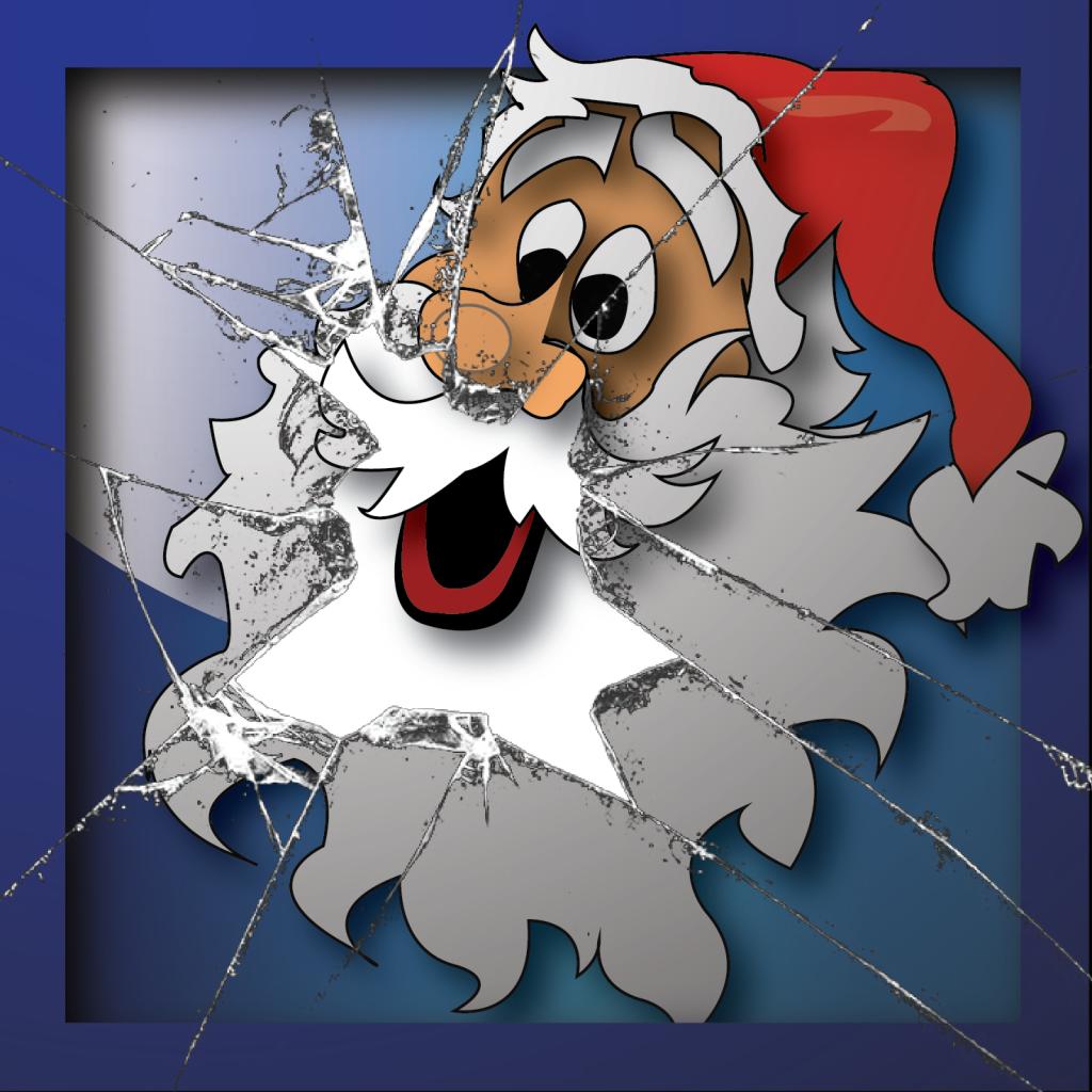 Smash Santa
