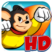 Mighty Mouse My Hero HD Review icon
