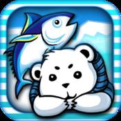 北极历险记 - 益智拼图游戏!