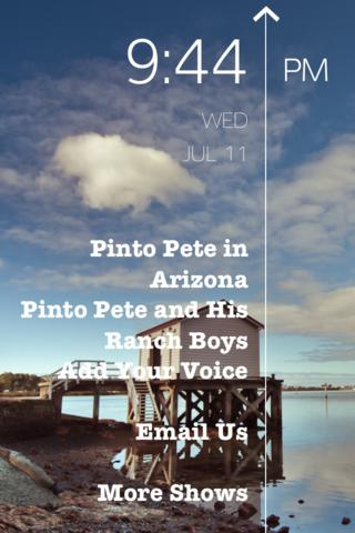 Tales of Pinto Pete