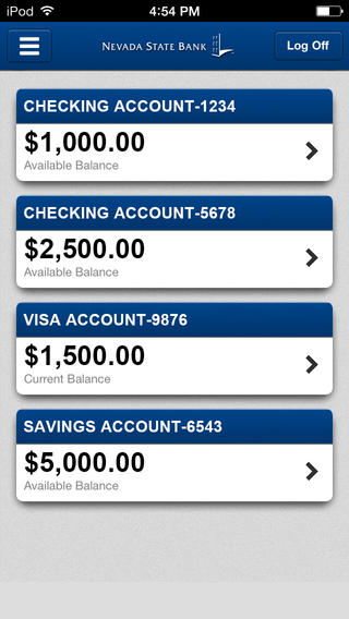 Nevada State Bank Mobile Banking