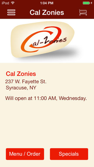 Cal Zonies
