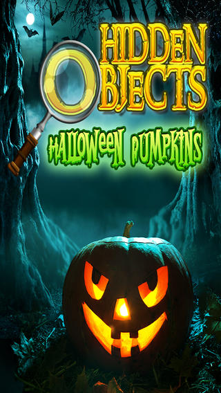 Hidden Objects - Halloween Pumpkins