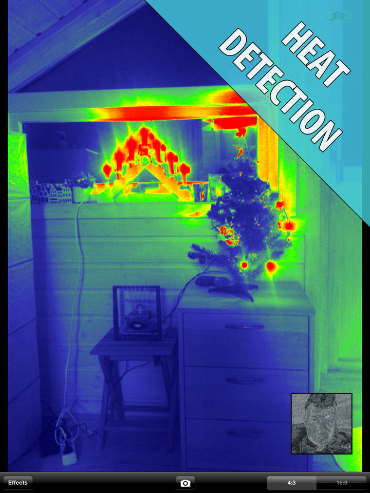 Camera FX - Over 100 Fun Photo Effects - iPhone Mobile Analytics and App Store Data