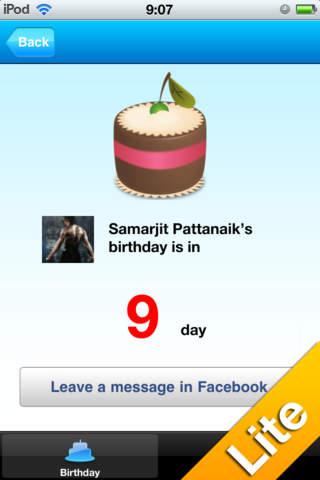 Birthday Pro Lite