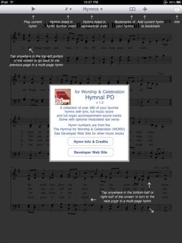 Hymnal PD