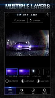 Screenshot #9 for LensFlare