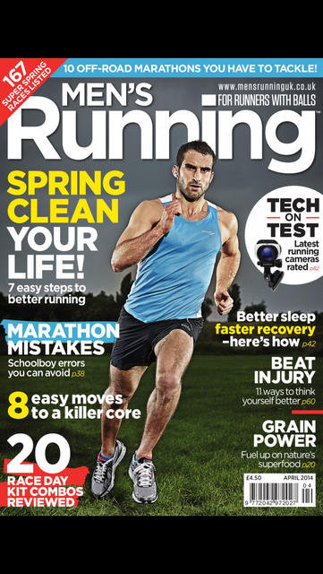 Men's Running - iPhone Mobile Analytics and App Store Data