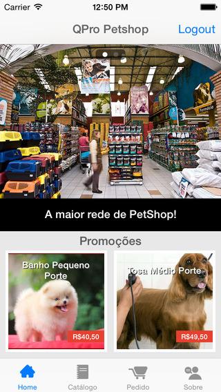 QPRO Mobile Petshop