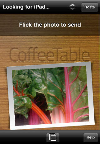 CoffeeTable Free - for iPhone and iPod touch iPhone Screenshot 1