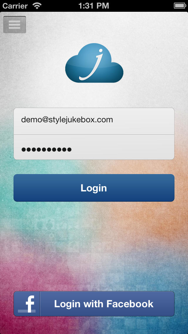 Style Jukebox - Free Cloud Player iPhone