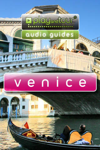 Venice touristic audio guide english audio
