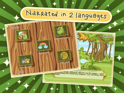 Grimm's Sweet Porridge Pot - Interactive Book and Games