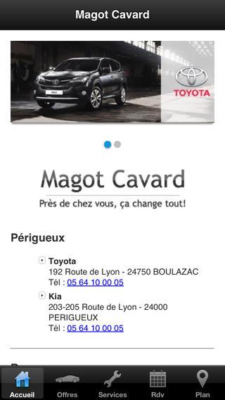 Magot Cavard