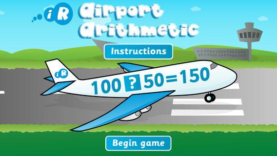 Airport Arithmetic