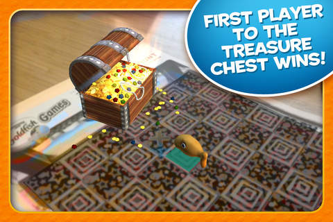 Download goldfish games 3d treasure hunt app for iphone for Gold fish card game