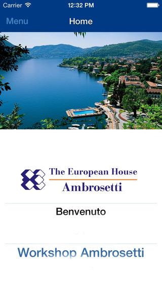 Ambrosetti Workshop