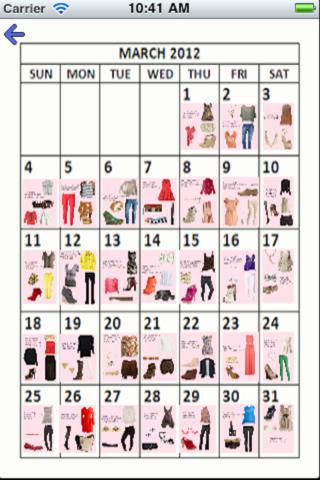 Angie's Monthly Style Guide