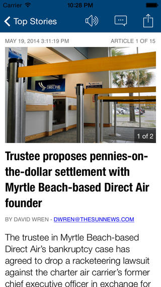 The Sun News from Myrtle Beach SC