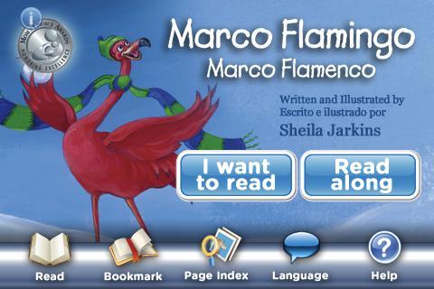 Marco Flamingo StoryChimes