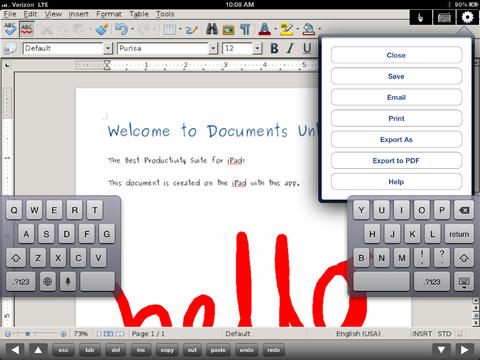 edit pdf on ipad free