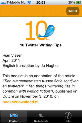 10 Twitter Writing Tips