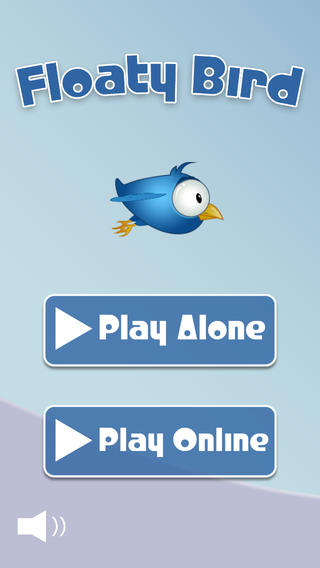 Floaty Bird Flappy Friends