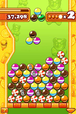 PileUp! Candymania FREE iPhone Screenshot 2
