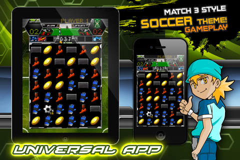 Soccer Puzzle League LITE