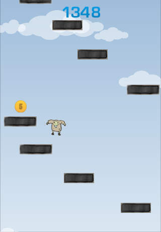 Cartoon Zombie Jump