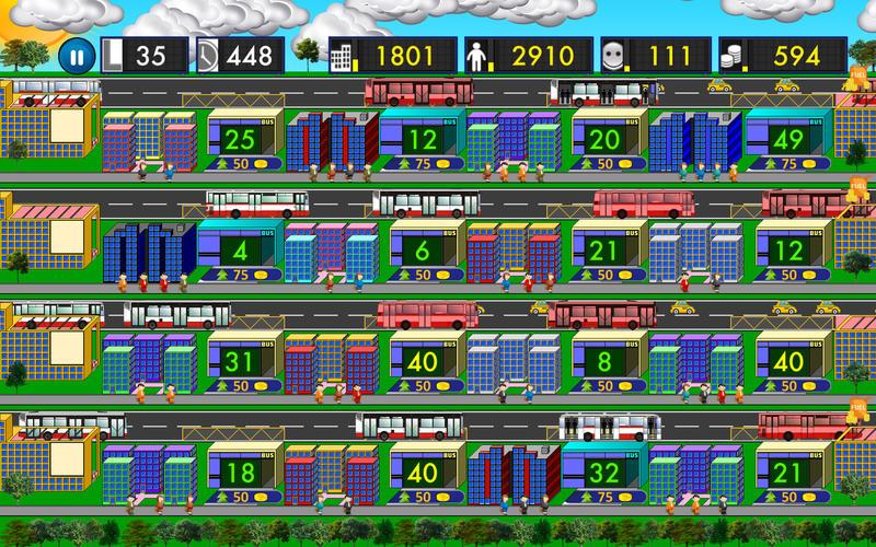City Bus Tycoon Lite Screenshot - 5