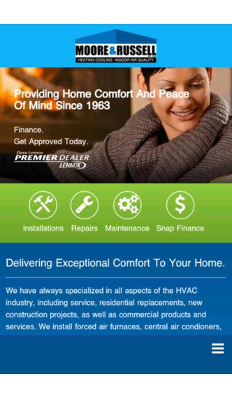 Moore Russell Heating Ltd