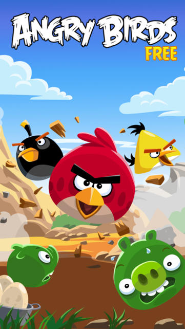 Angry Birds Free - iPhone Mobile Analytics and App Store Data