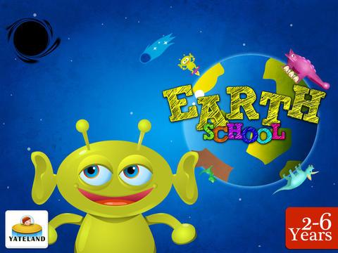 玩免費教育APP|下載Earth School 地球学校 -  科学和恐龙小游戏 app不用錢|硬是要APP