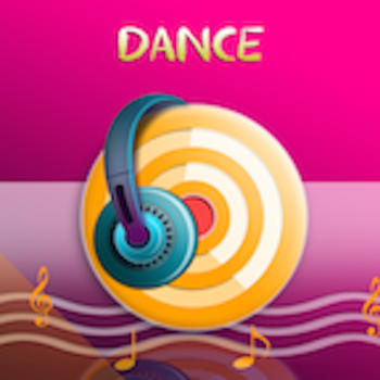 Dance Radios. LOGO-APP點子