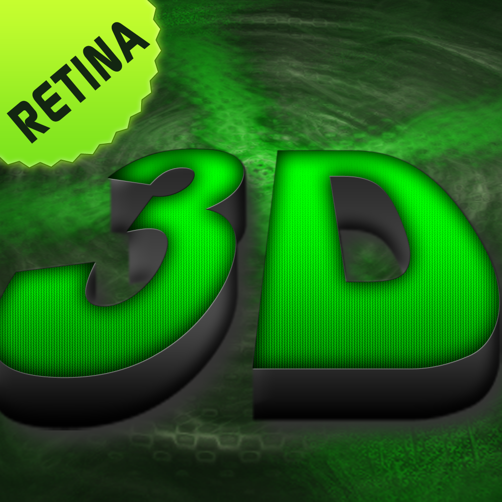 3D Wallpapers & Backgrounds – Cool Best Free HD & Retina Home Screen ...