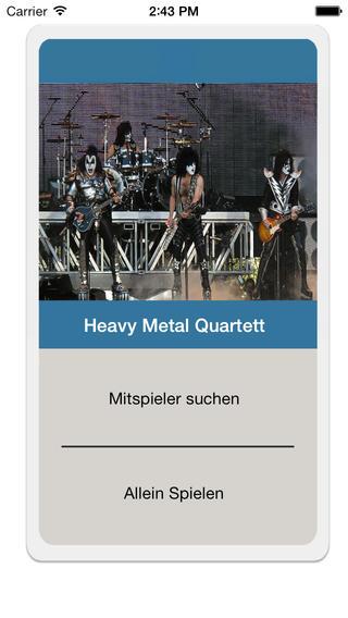 Metal Quartett