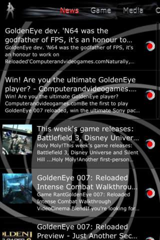 Preview for 007 Goldeneye Reloaded