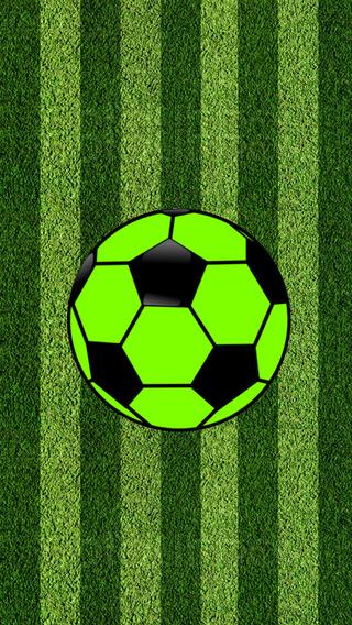 Avoid the Soccer Balls Showdown Minigame