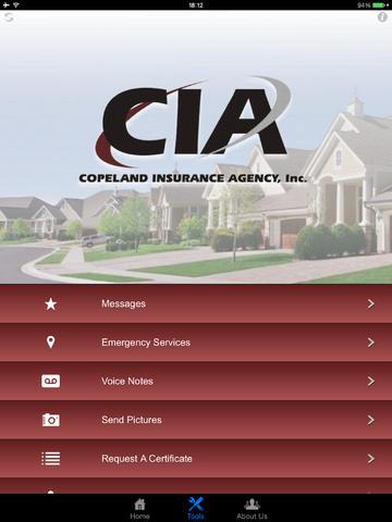 Copeland Insurance Agency HD