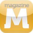 magazine M mobile app icon