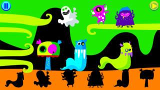 Monsters Kids Activities  Screenshot