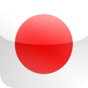 Japanese+ mobile app icon