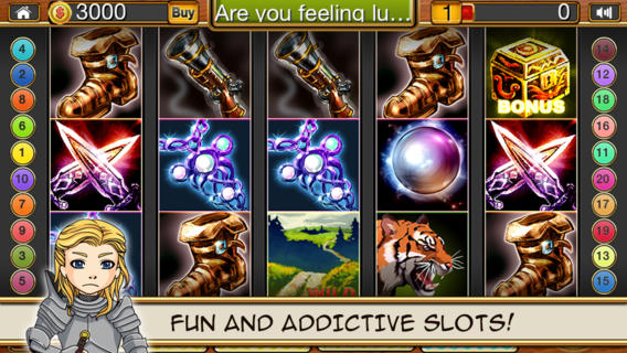 Ancient Hunter Slot - Best Game Of The Tavern HD