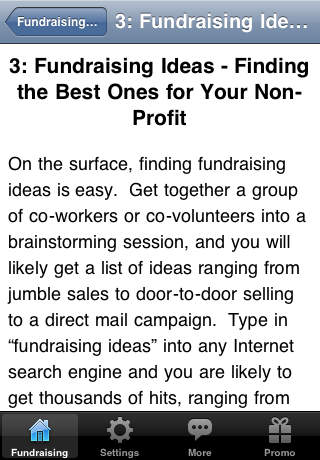 Fundraising Basics - How To Get All The Money You Need For Your Non-Profit
