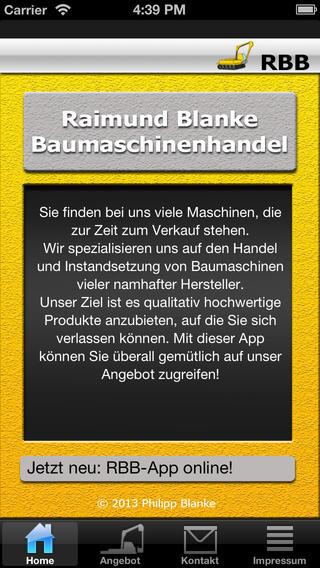 Raimund Blanke Baumaschinenhandel Köln